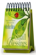 Small Blessings Perpetual Calendar: Hope & Encouragement for Each Day from Our Daily Bread