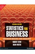 Statistics For Business Decision Making & Analysis