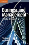 Business & Management For The Ib Diploma