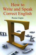 How To Write & Speak Correct English