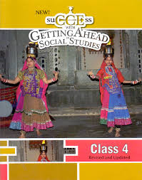 Success With Getting Ahead In Social Studies Class 4 : Cbse