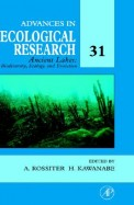 Advances In Ecological Research Ancient Lakes      Biodiversity Ecology & Evolution Vol 31