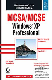 Mcsa Mcse Windows Xp Professional Study Guide Exam 70-270 W/Cd