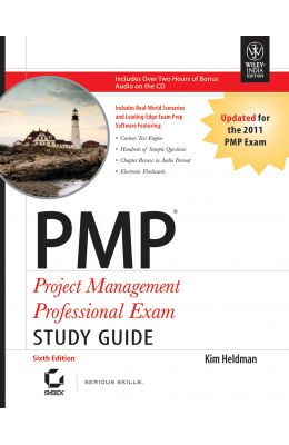 Pmp Project Management Professional Exam Study Guide, 6th Edition