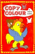 Copy Colour & Write Along