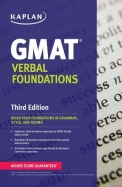 Gmat Verbal Foundations - Kaplan