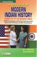 New Look At Modern Indian History From 1707 To The Modern Times