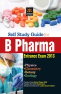 Self Study Guide For B Pharma Physics Chemistry Botany Zoology