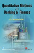 Quantitative Methods For Banking & Finance