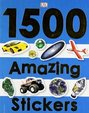 1500 Amazing Stickers
