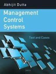 Management Control Systems Text & Cases