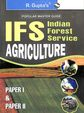 Ifs Indian Forest Service Agriculture Paper 1 and Paper 2: Code R-1238