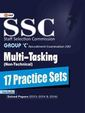SSC Multi Tasking Group C 17 Practice Sets (Non-Technical) 2017