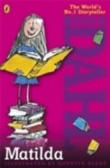 Matilda : Roald Dahl
