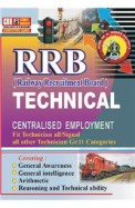 Rrb Technical Centralised Employment