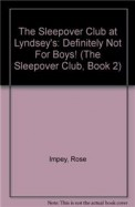 Sleepover Club At Lyndseys 2