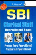 State Bank Of India & Associate Banks Clerical Cadre Previous Years Papers & 5 Practice Test