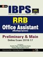 IBPS RRB Office Assistant (Multipurpose) for Online Preliminary and Main Exam: 10th Edition