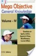 Mega Objective General Knowledge Vol 4