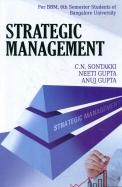 Strategic Management Fro Bbm 6 Sem : Bu