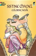 Sistine Chapel Coloring Book