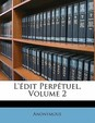 L' Dit Perp Tuel, Volume 2
