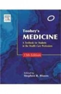 Toohey'S Medicine A Textbook For Students In The  Health Care Professions