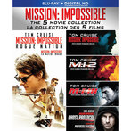 Mission: Impossible 5 Movie Collection