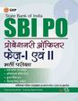 SBI PO Phase-I and Phase-II Hindi (Includes solved paper, Mock Test)
