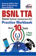 Bsnl Tta Practice Workbook Mock 10 Tests 1 Past Paper