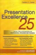 Presentation Excellence 25