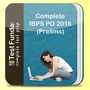 Complete IBPS PO 2016 (Prelims) Test Series 10 FLTs