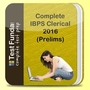 Complete IBPS Clerical 2016 (Prelims) Test Series 10 FLTs