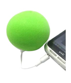 Music Bubble Portable Aux Speaker