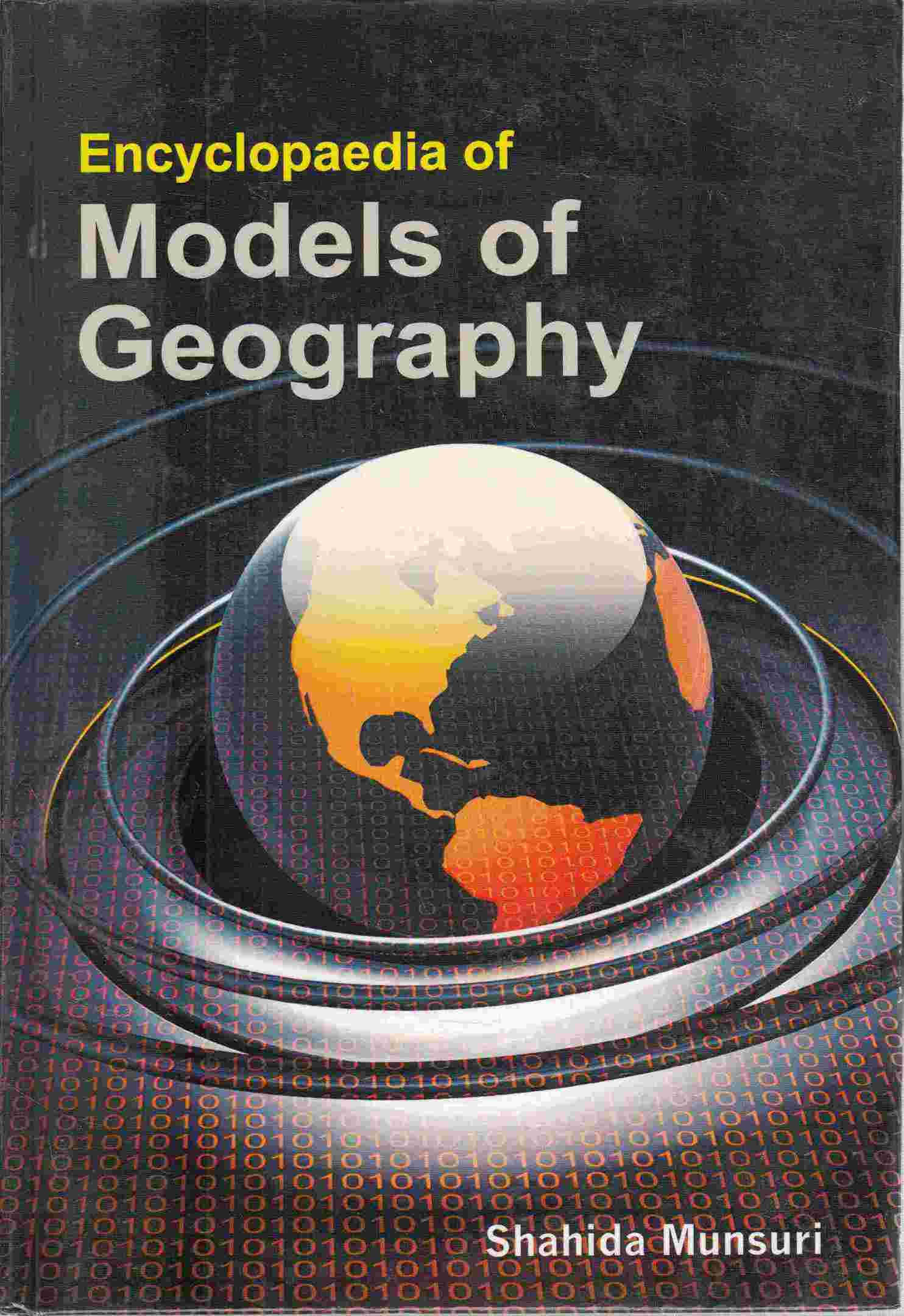 Encyclopaedia Of Models Of Geography