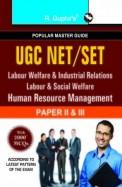 Cbse Ugc/Net Labour Welfare & Industrial Relations Labour & Social Welfare Human Resource Managem