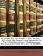 Nouveau Recueil General de Traites Et Autres Actes Relatifs Aux Rapports de Droit International: Continuation Du Grand Recueil de G. Fr. de Martens