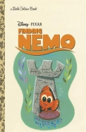 Disney Pixar Finding Nemo - Little Golden Book