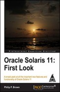 Oracle Solaris 11 : First Look