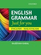 English Grammar Just For You English - Malayalam