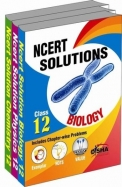 Ncert Solutions With Exemplar / Hots/ Value Based Questions Class 12 - Pcb ( Set Of 3 Books )