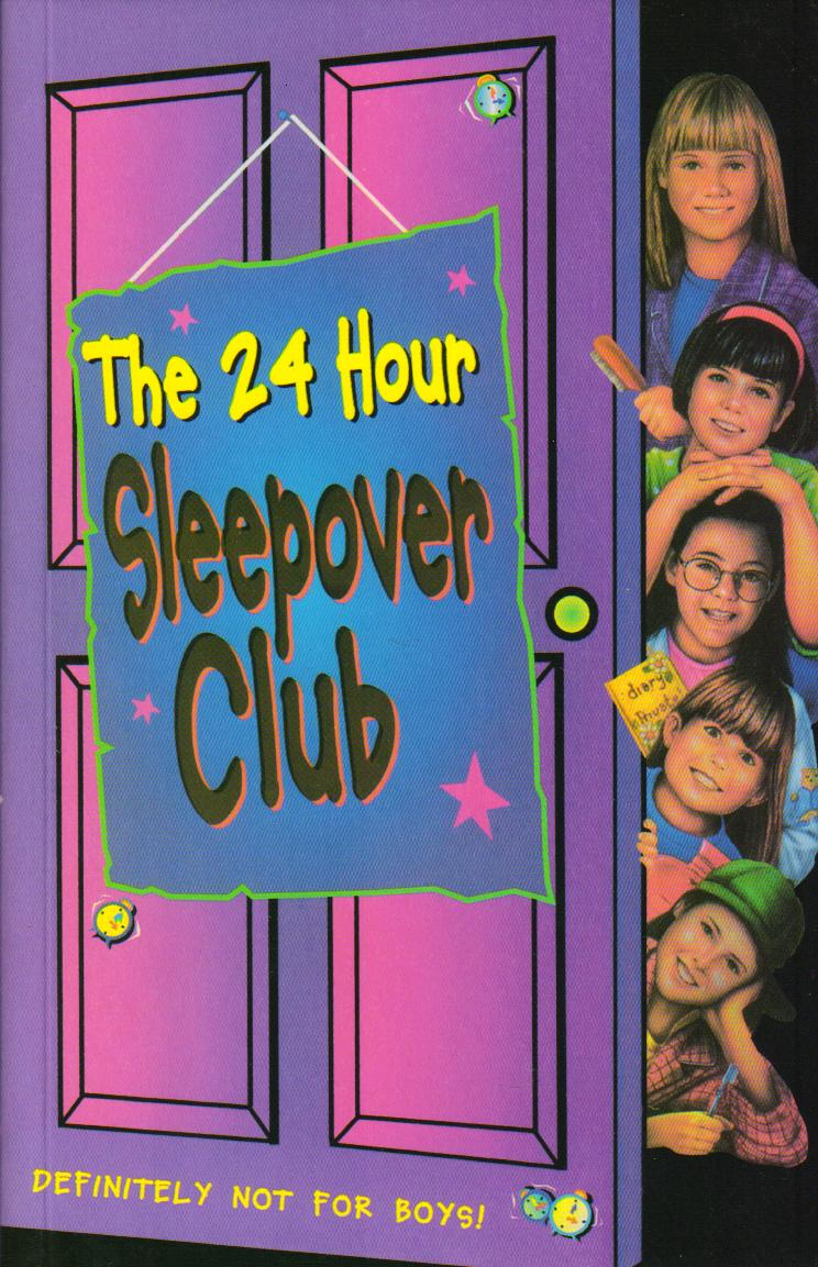 24-Hour Sleepover Club 8