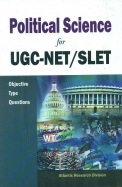 Political Science For Ugc-Net/Slet Objective Type Questions