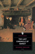 Last Chronicle Of Barset : Everyman Classics