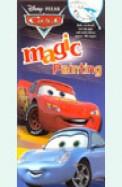 Magic Painting Cars - Blue