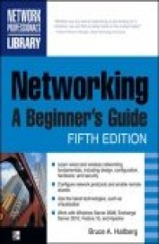 Networking A Beginners Guide