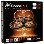 Parrot AR.DRONE 2.0 Power Edition Orange Common