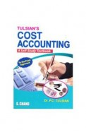 Tulsians Cost Accounting A Self Study Textbook : Bcom/Mcom/Bba/Mba