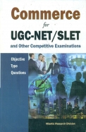 Commerce For Ugc/Net/Slet & Other Competive Exams Objective Type Questions