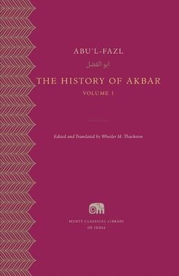 History Of Akbar  Vol 1